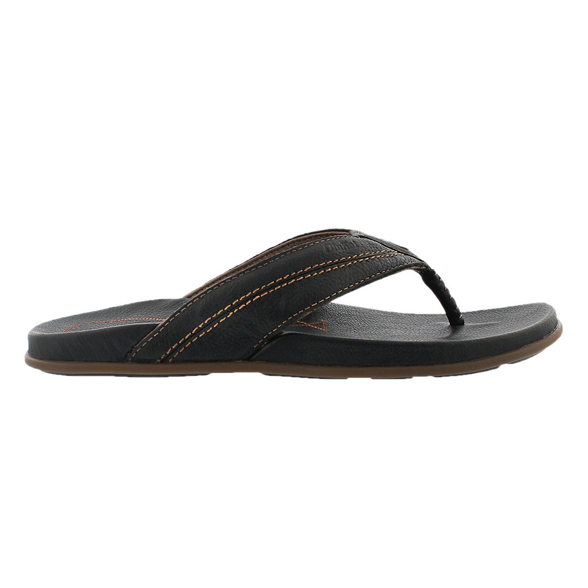 Mns Mohalu black thong sandal
