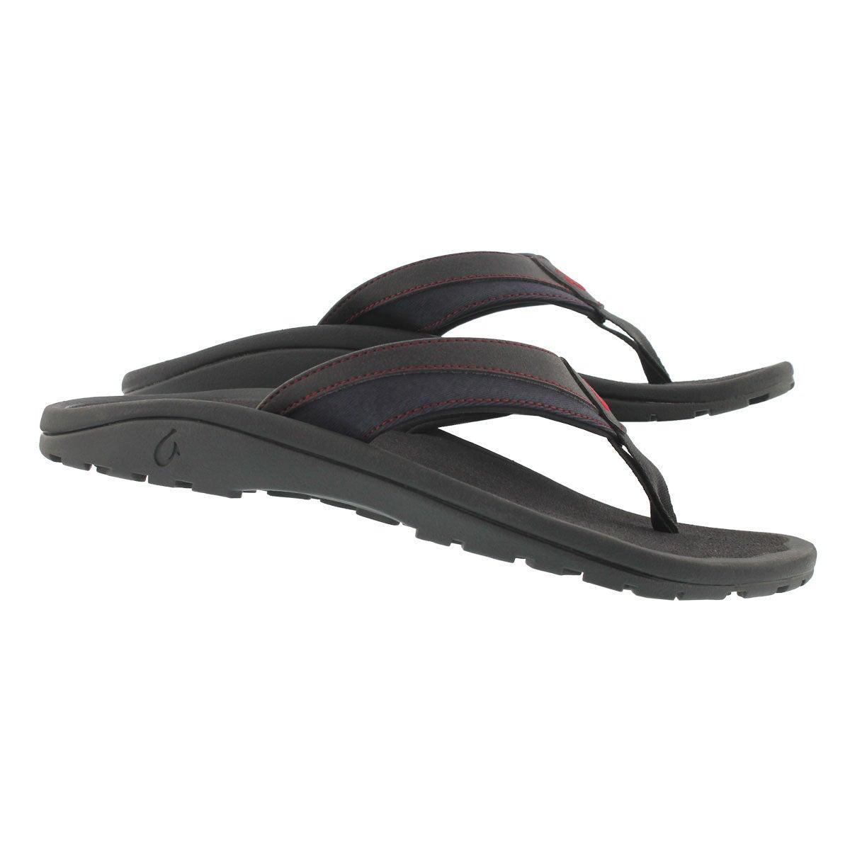 Mns Ohana Koa carbon thong sandal