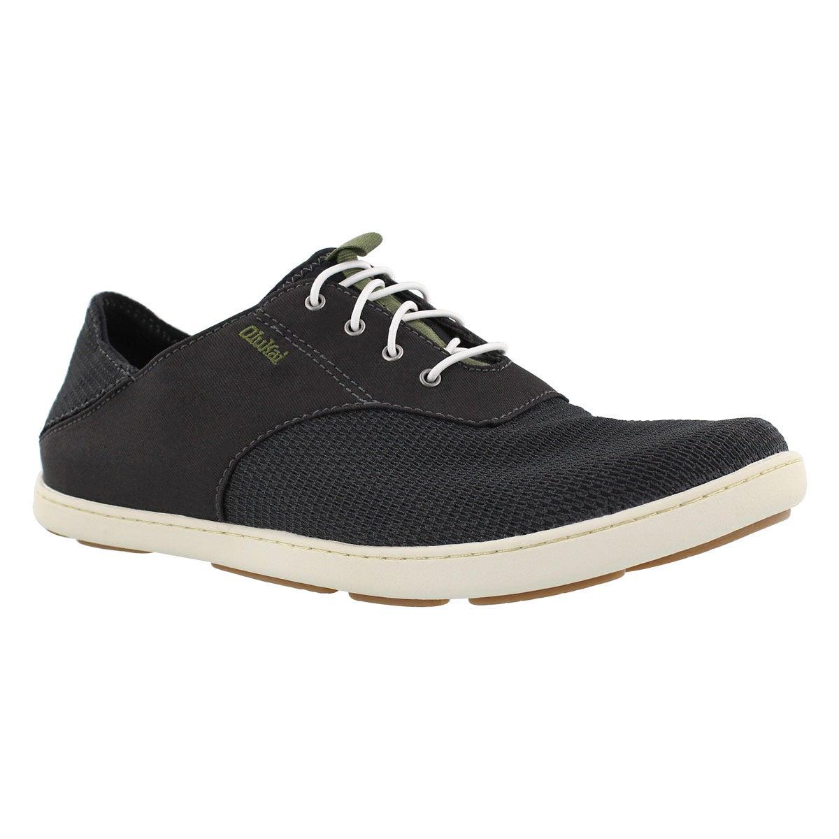 Men's NOHEA MOKU black/black sneakers