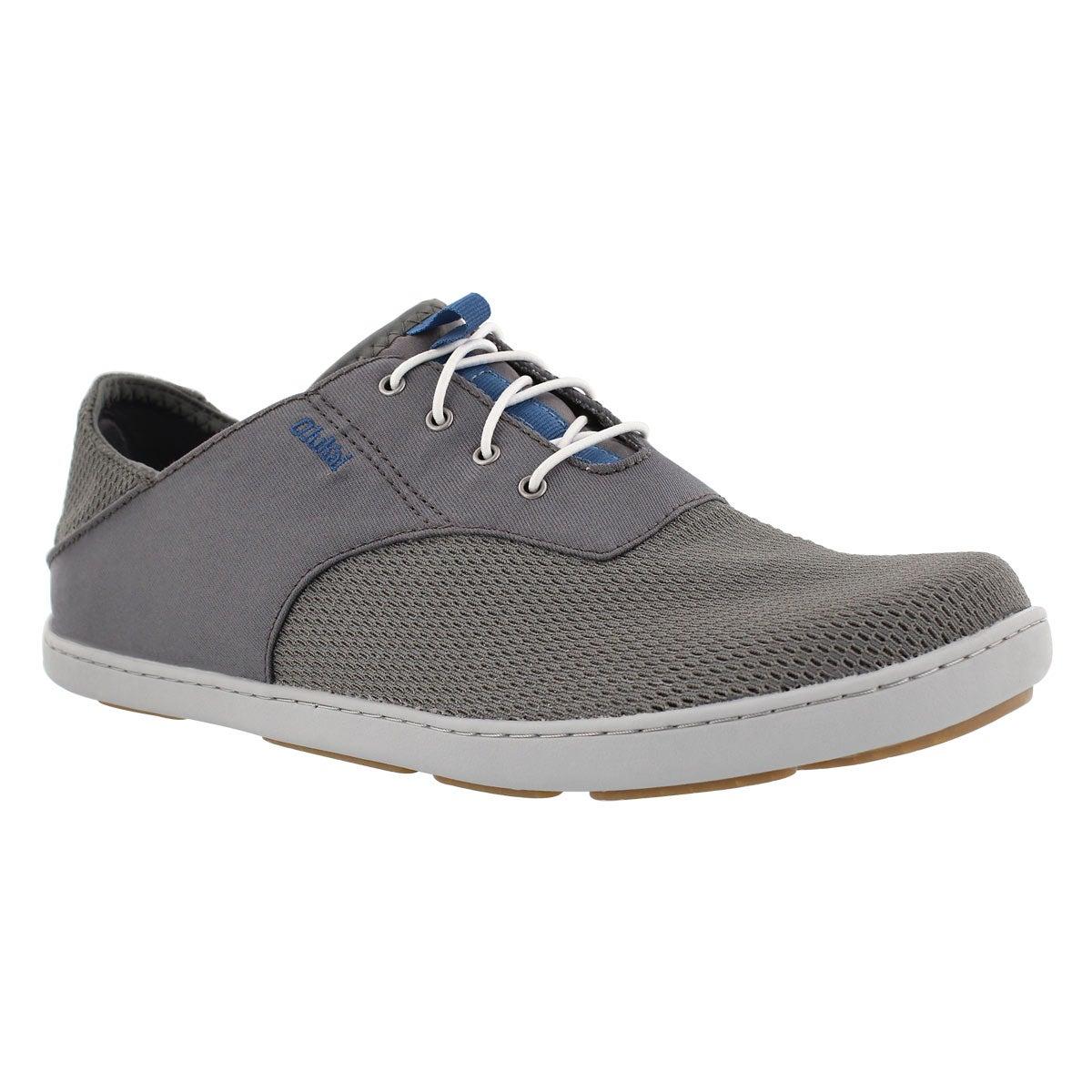 Men's NOHEA MOKU fog/charcoal sneakers