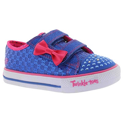Inf Sweet Steps royal blue sneaker