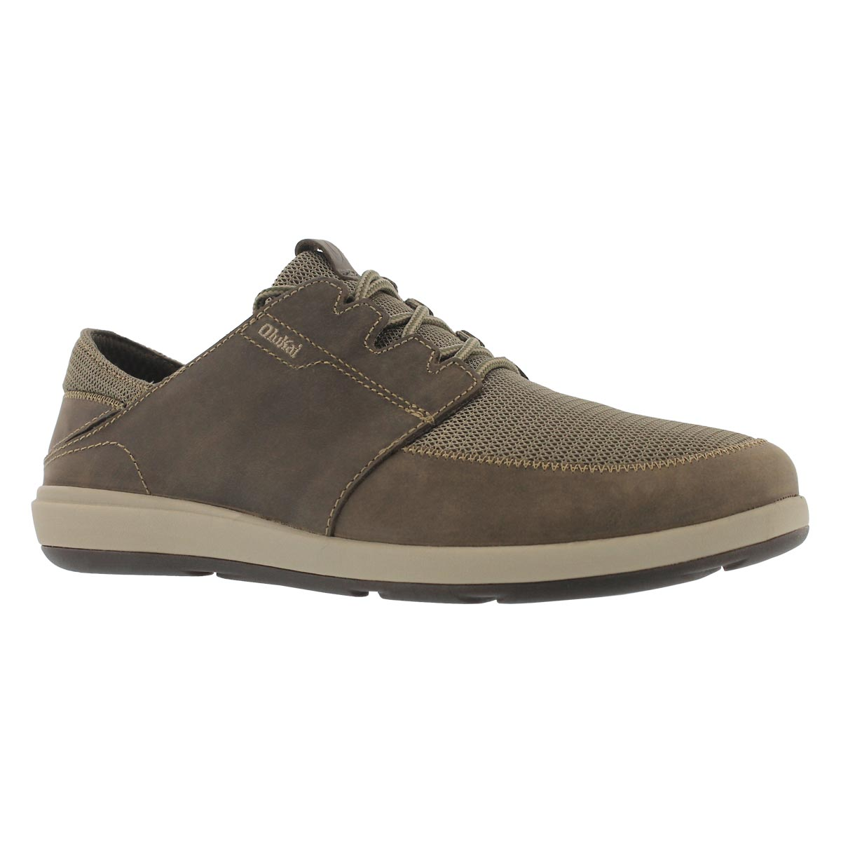 Men's MAKIA lace clay casual shoes