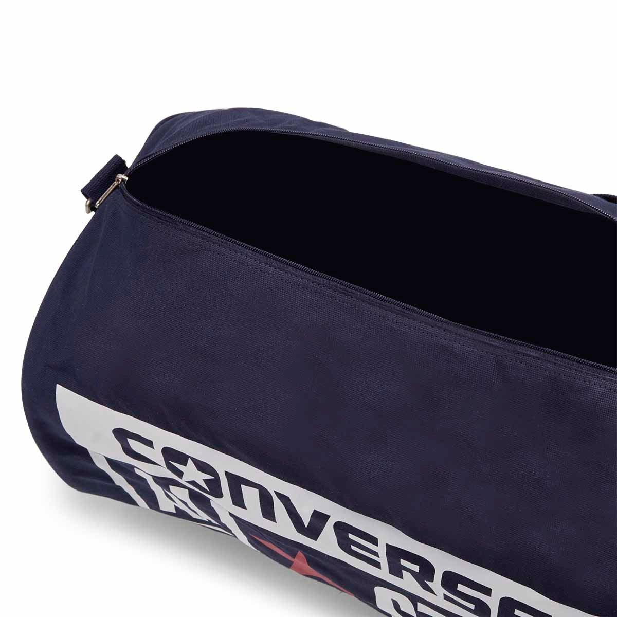 Unisex Legacy Barrel Duffel Bag navy
