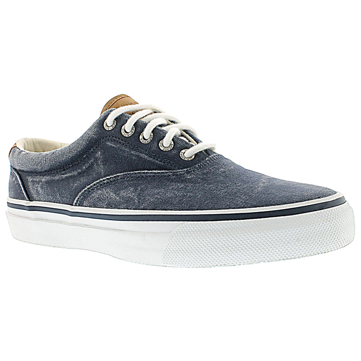 Men's STRIPER CVO SALT WASHED TWILL navy shoes
