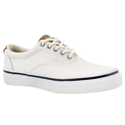Sperry Men's STRIPER CVO white sneakers