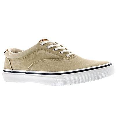 Sperry Men's STRIPER CVO SALT WASHED TWILL chino shoes