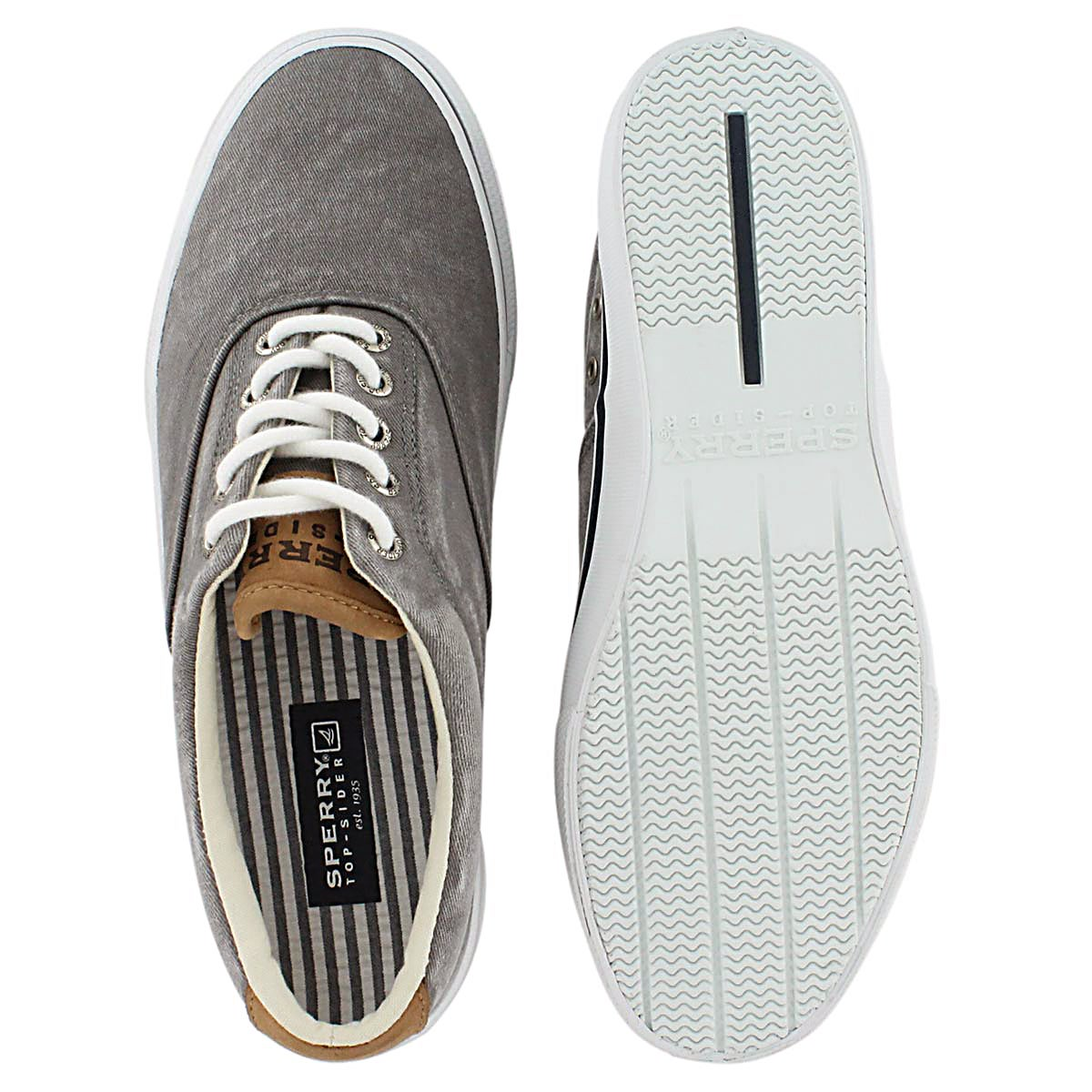 Mns Striper CVO Salt Washed gry laceless