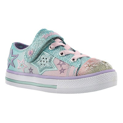 Skechers Infants' ENCHANTERS multi light up sneakers