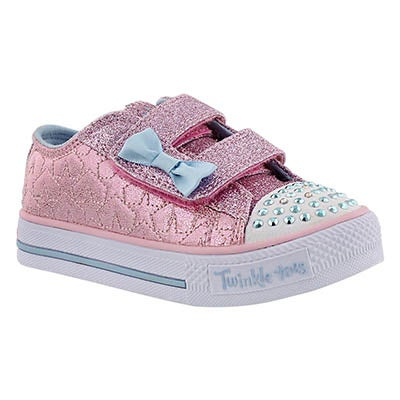 Skechers Infants' STARLIGHT STYLE pink/blue sneakers
