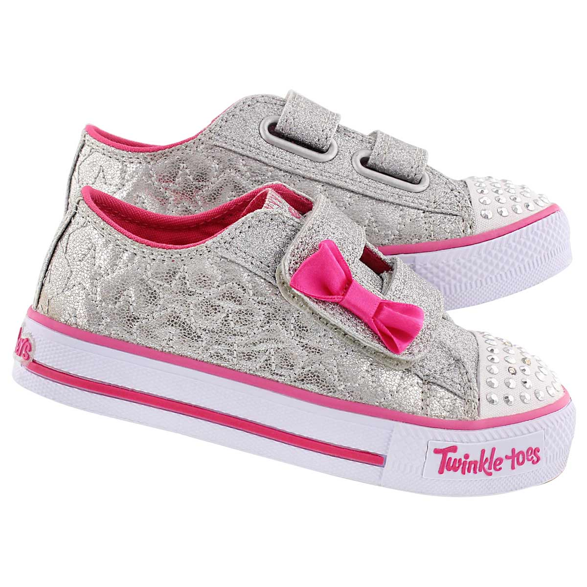Inf Starlight Style silver/pink sneaker