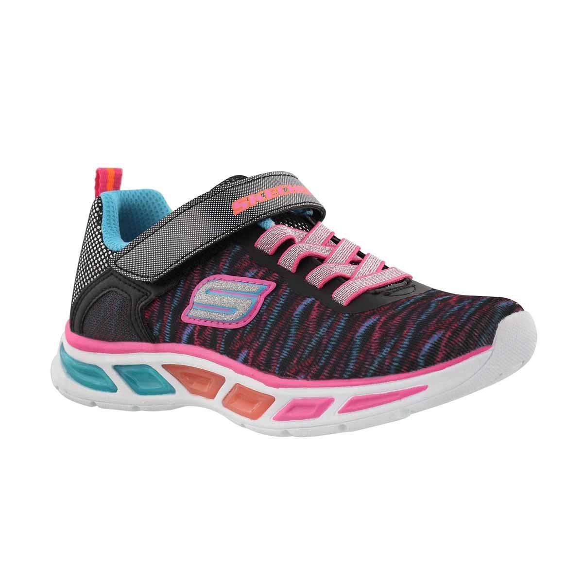 Girls' LITEBEAMS multi  lightup sneakers