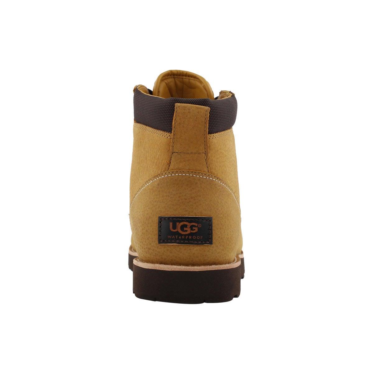 Mns Seton TL wheat wtpf casual boot