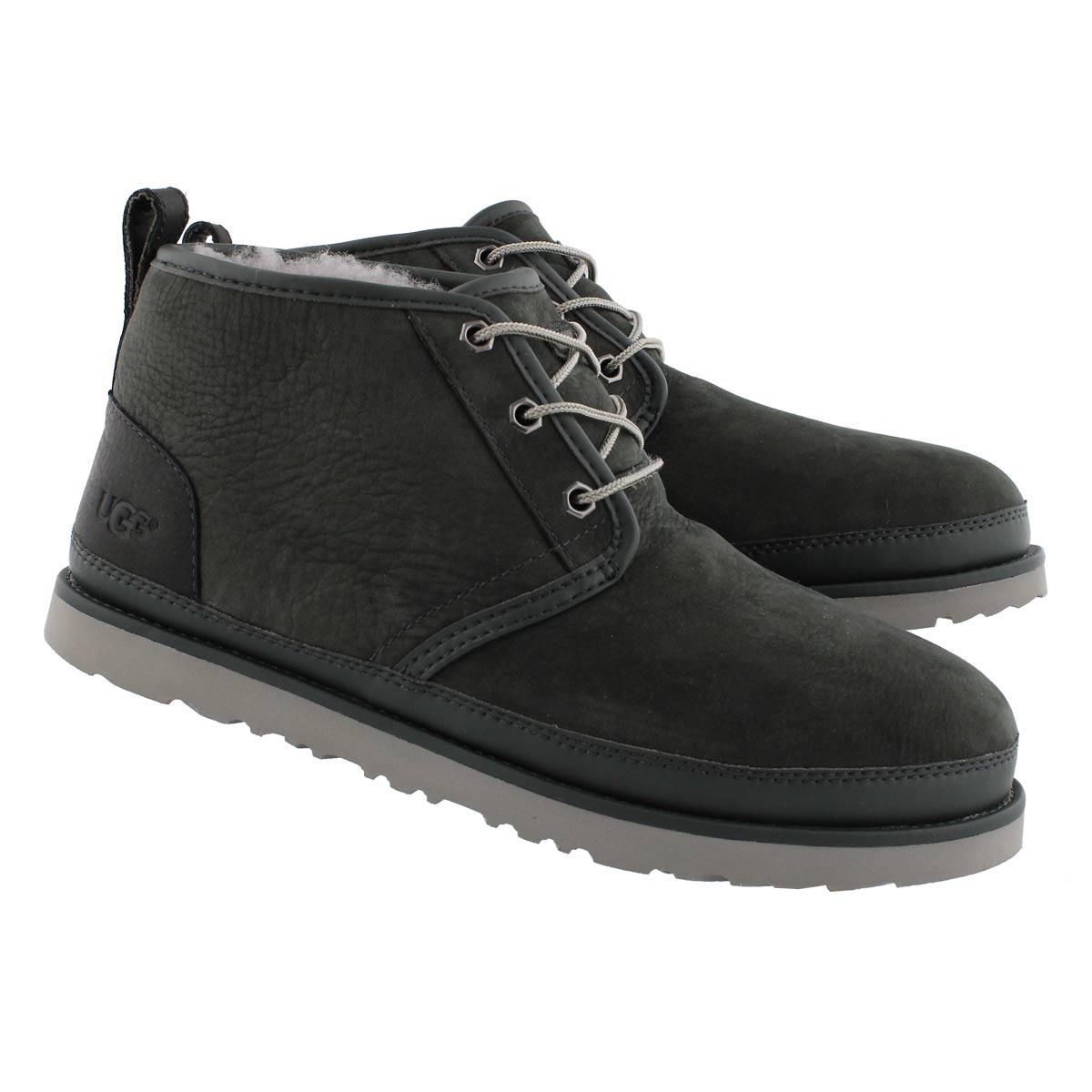 Mns Neumel tru navy wtpf chukka boot