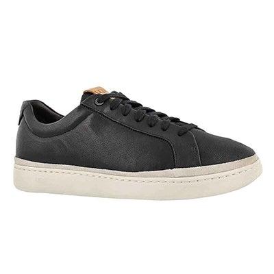 Espadrille Cali Sneaker Low, noir, homme