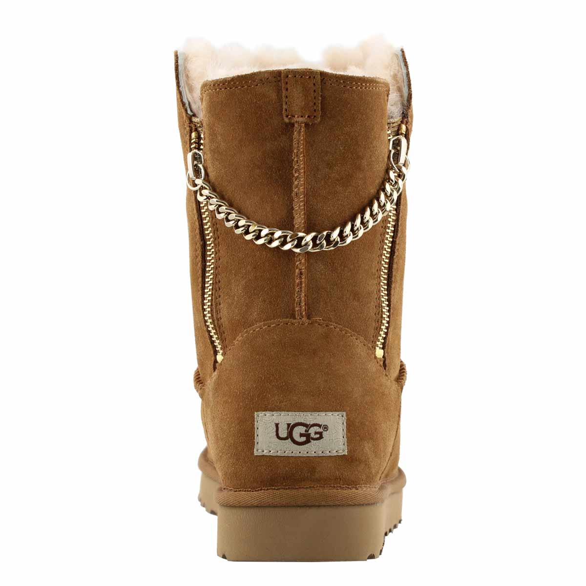 Lds Classic Short Sparkle Zip ches boot