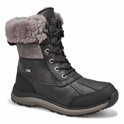 Lds Adirondack III black winter boot