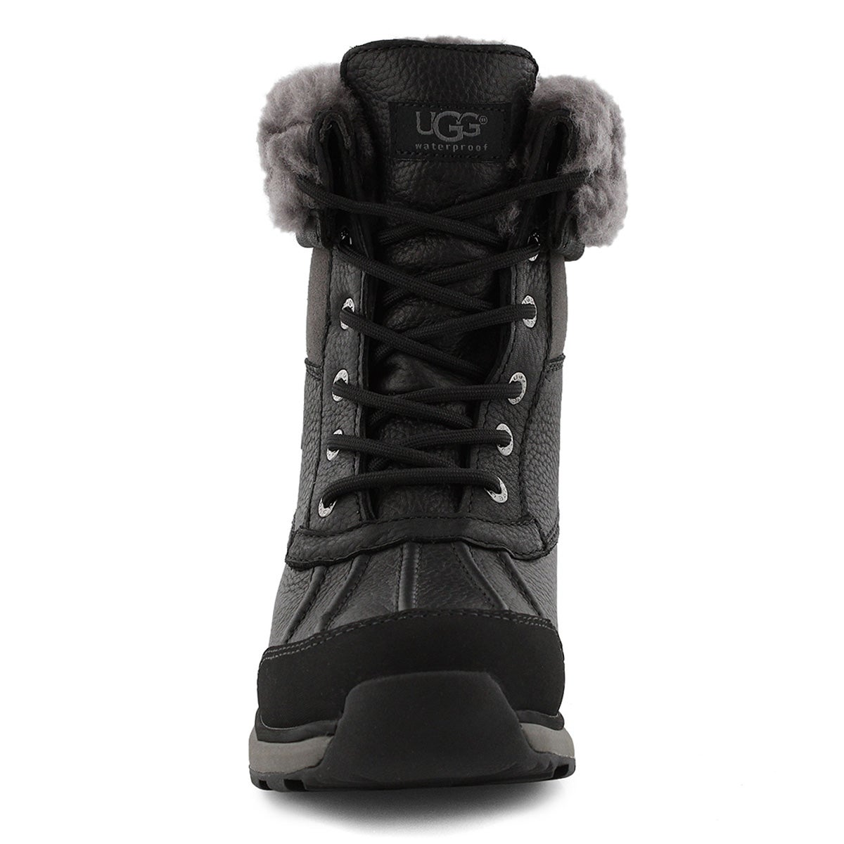 c0aadcd4584 Women's ADIRONDACK III black winter boots