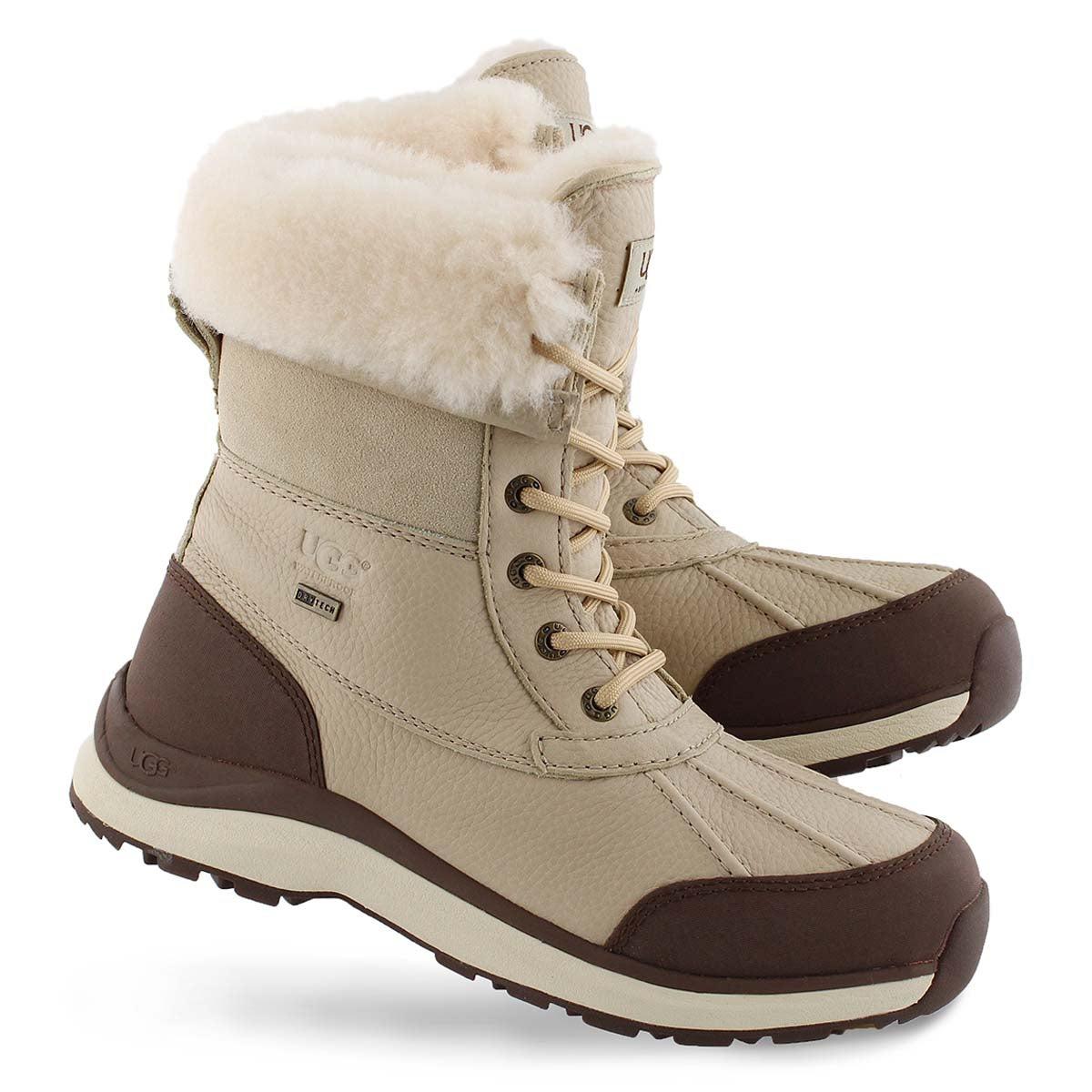 6d0370e4682 Women's ADIRONDACK III sand winter boots