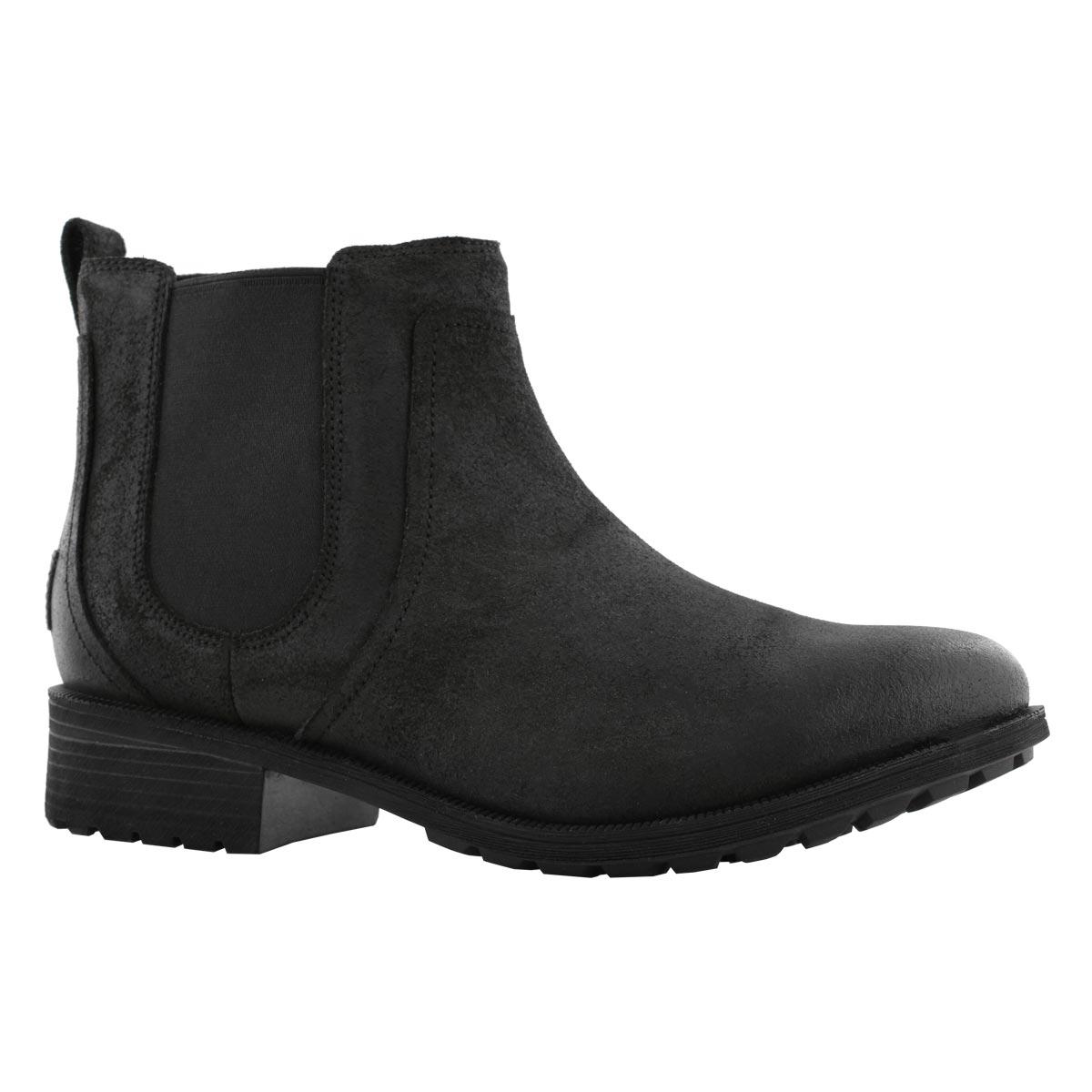 Lds Bonham II black wtpf chelsea boot