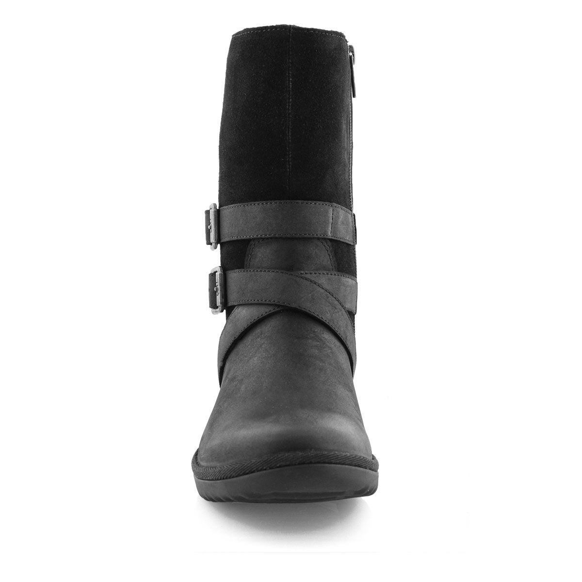 Lds Lorna black side zip wtpf boot