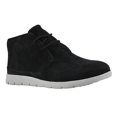 Mns Dustin black chukka boot