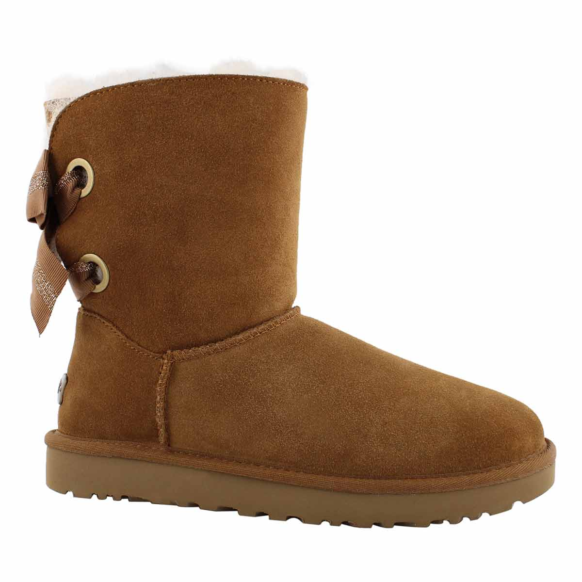 8092b9838e3 UGG Women's CUSTOM BAILEY BOW SHORT boots | Softmoc.com