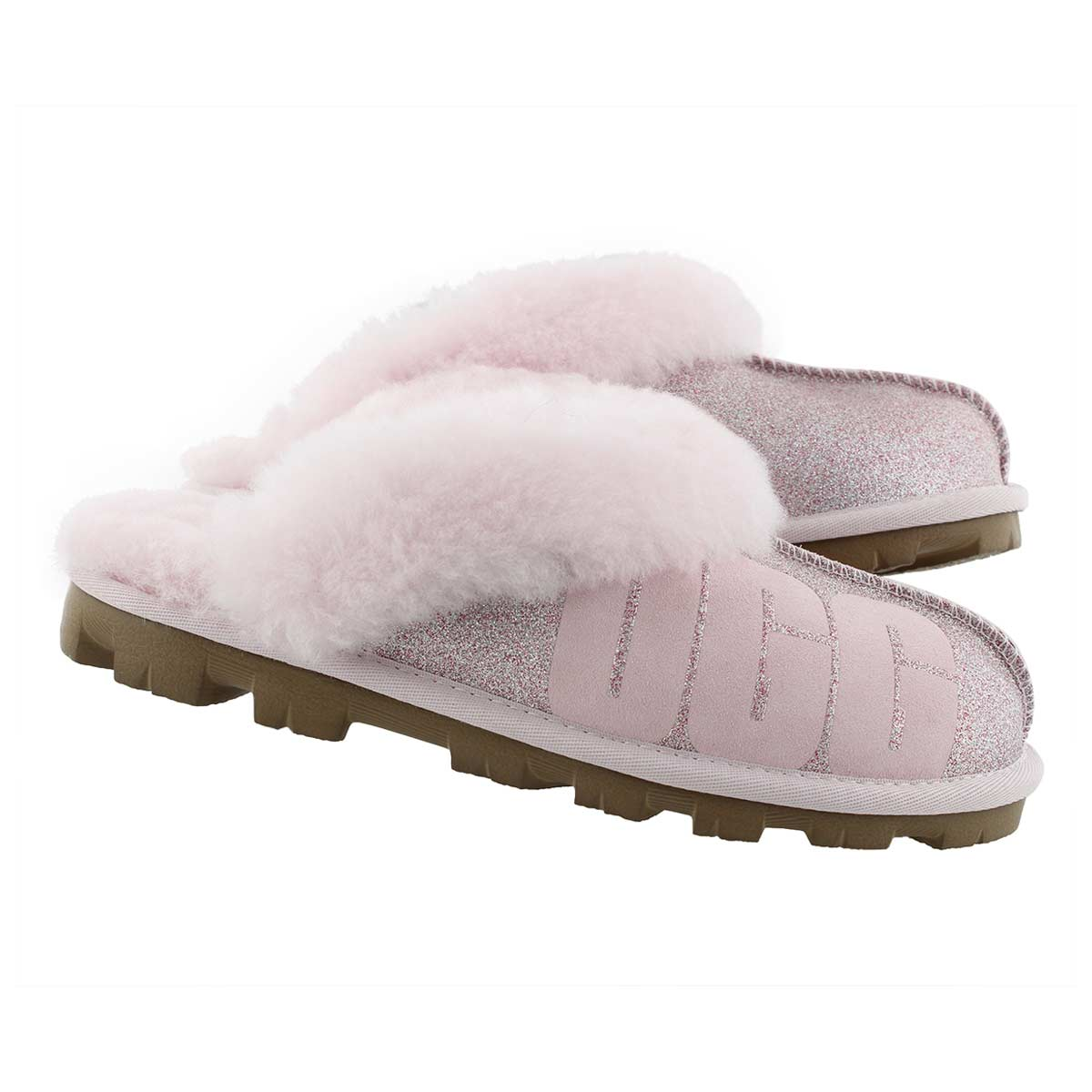 aa25a5c00dc Women's COQUETTE UGG SPARKLE sheepskin slippers