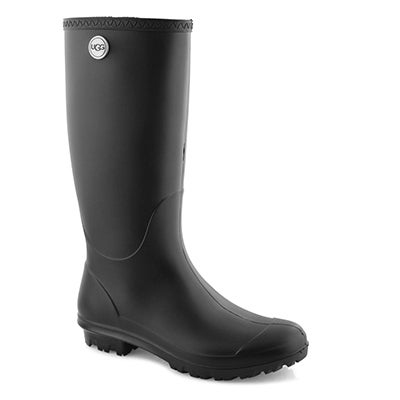Lds Shelby Matte black wtpf rain boot