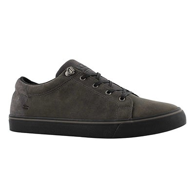 Mns Brock II dark grey wtpf sneaker