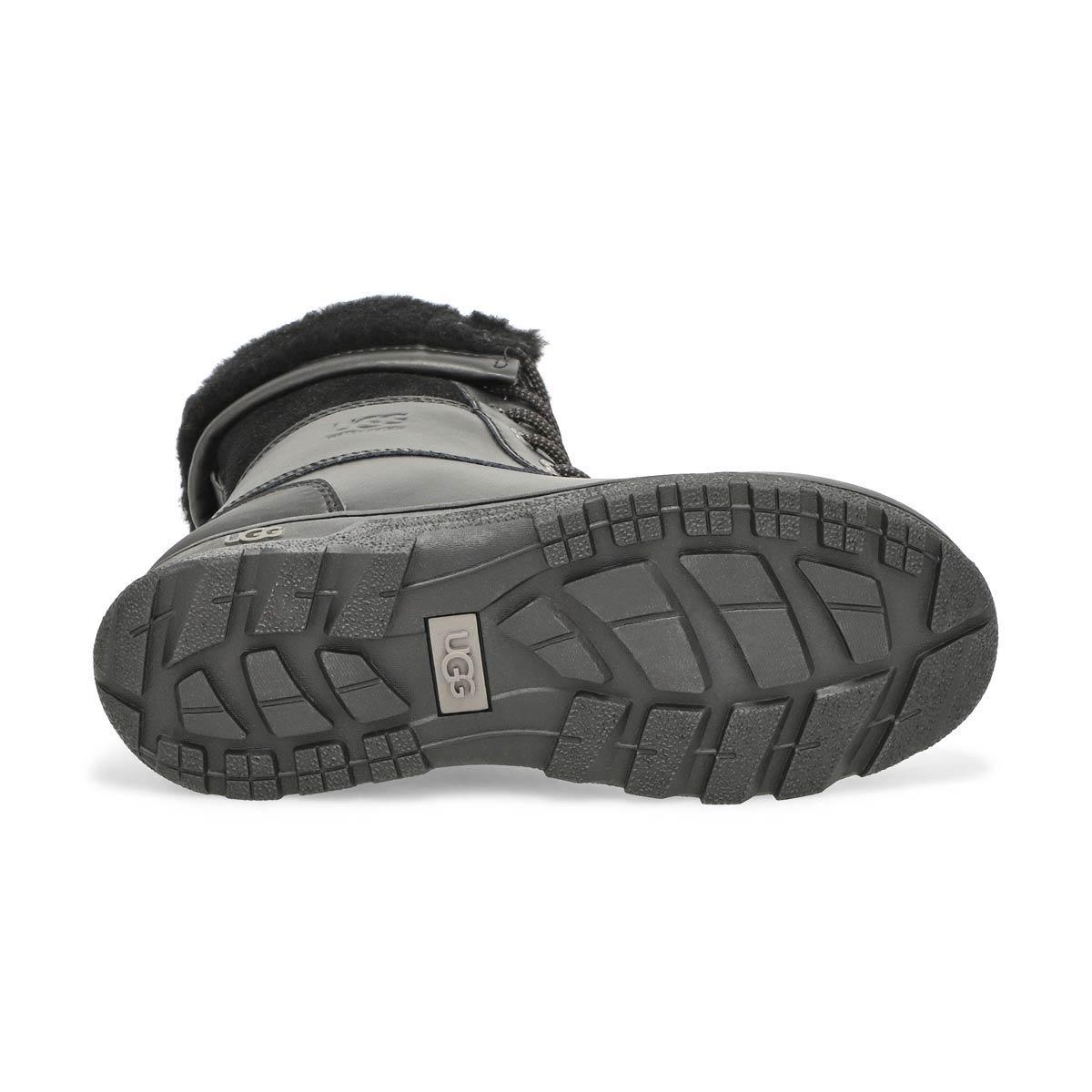 Kids Butte II CWR blk wtrpf winter boot