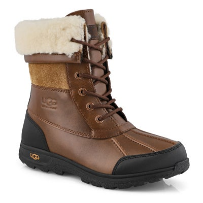Kids Butte II CWR wrch wtrpf winter boot