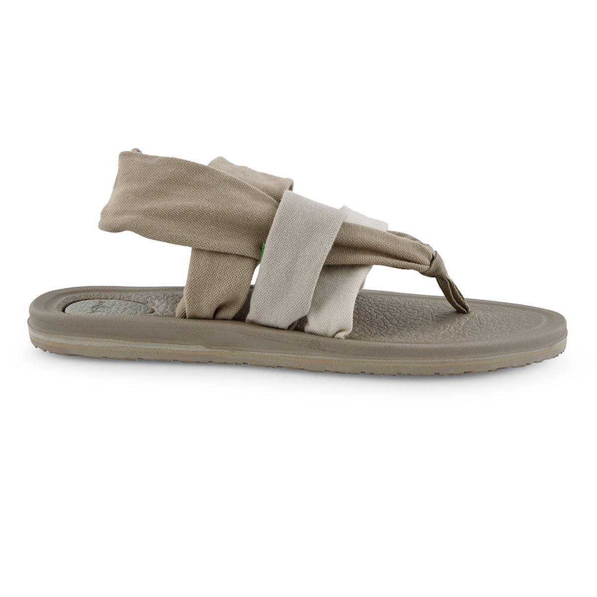 Lds Yoga Sling 3 grdnt peyote thong sndl