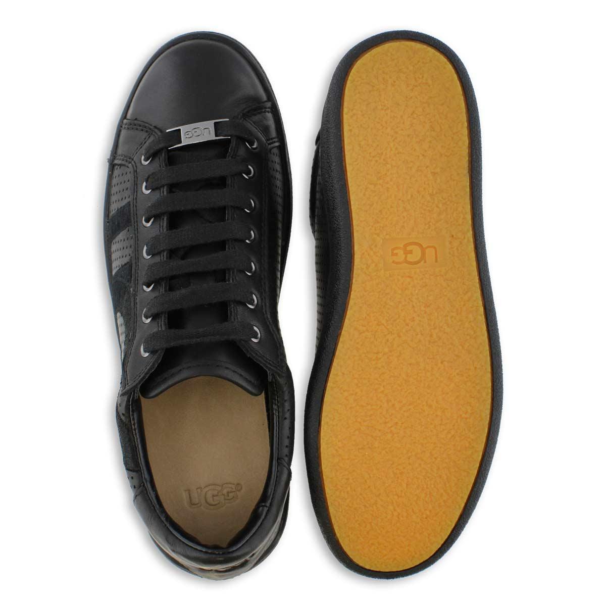 Lds Milo Graphic black casual sneaker