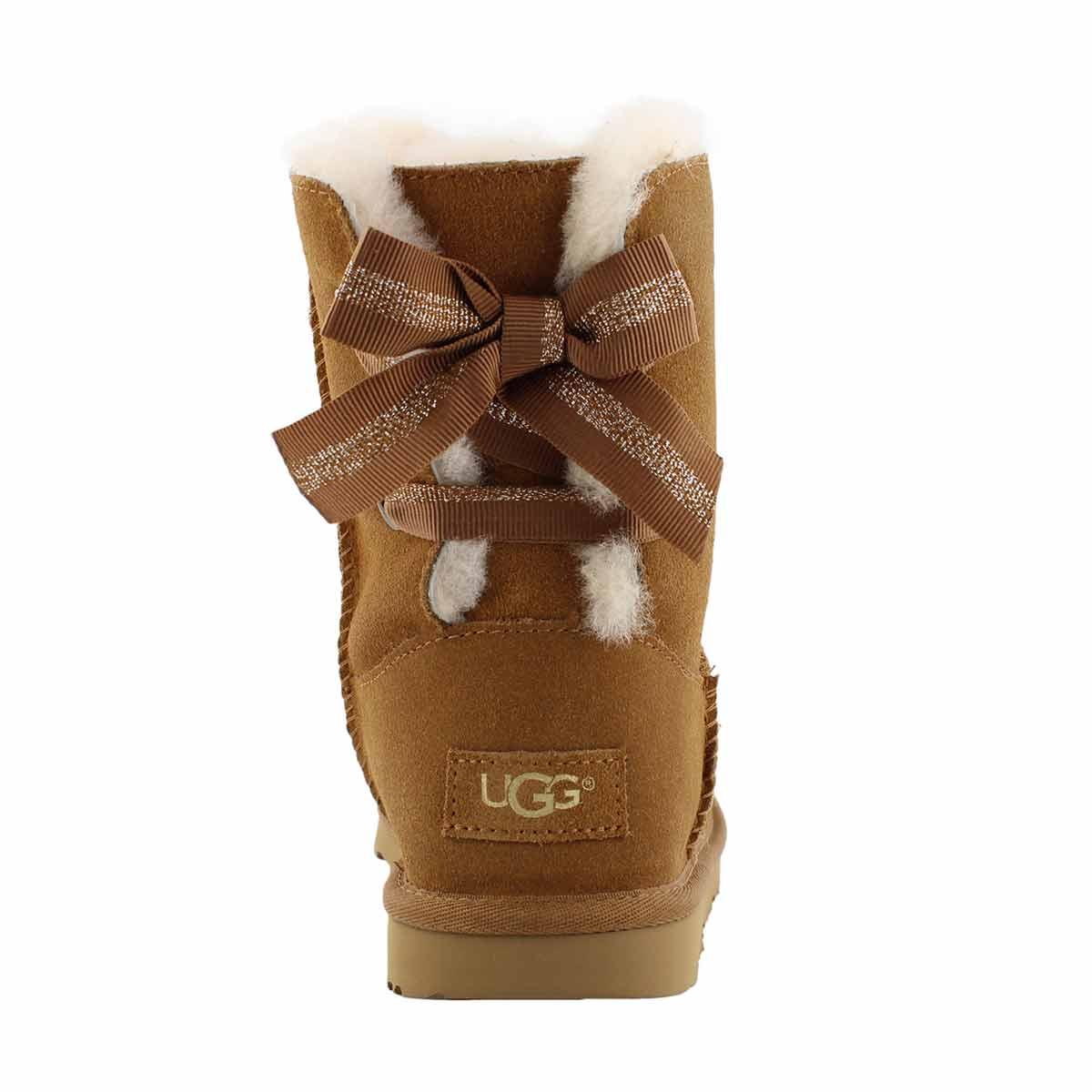 Grls Custom BaileyBow II che shpskn boot