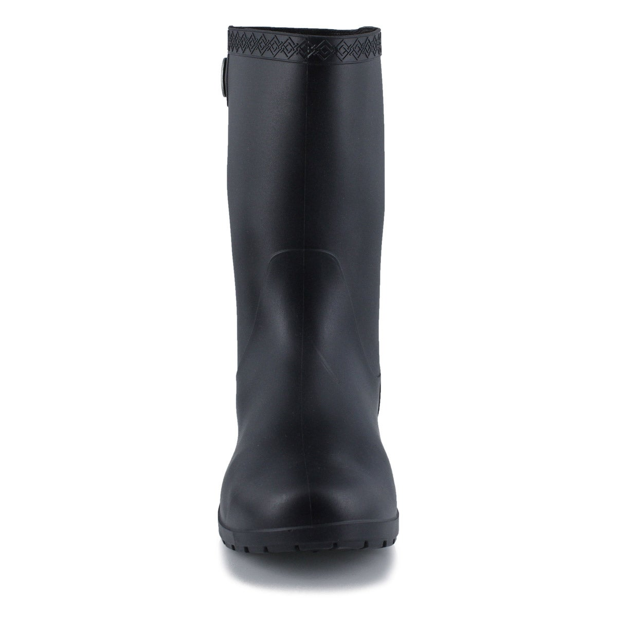 Women's SEINNA MATTE  black waterproof rain boots