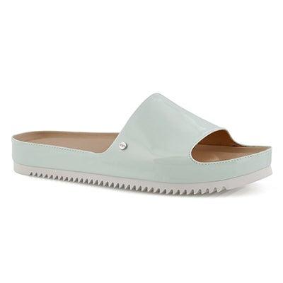 Lds Jane agave glow slide sandal