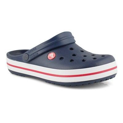 Lds Crocband navy EVA comfort clog