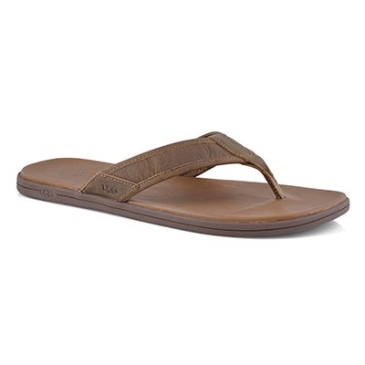 Mns Seaside Flip luggage thong sandal