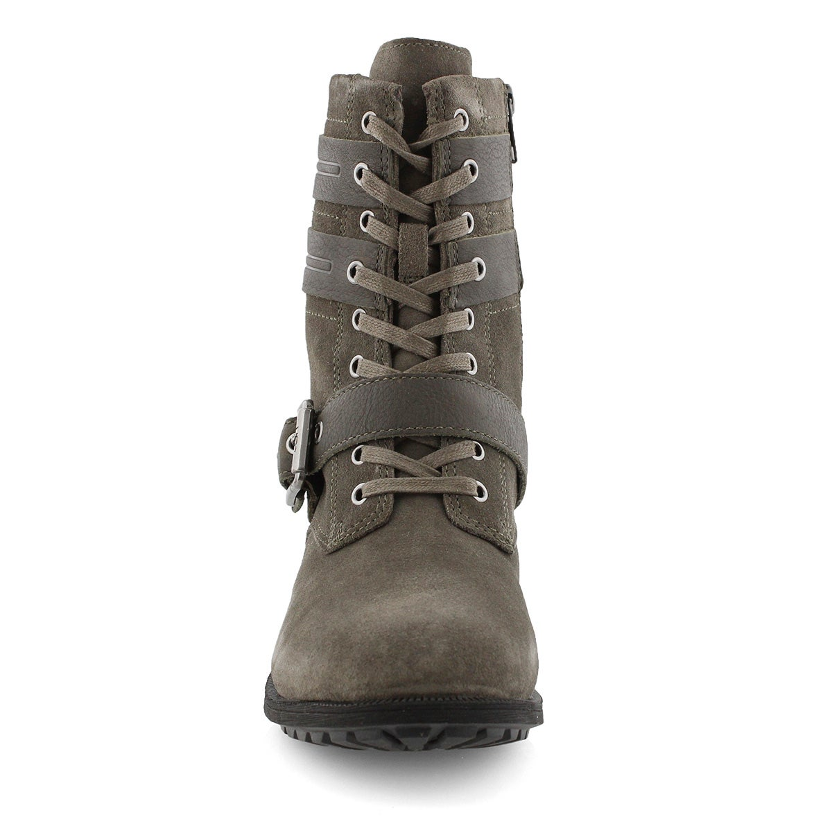 Lds Zia slate lace up wtpf boot