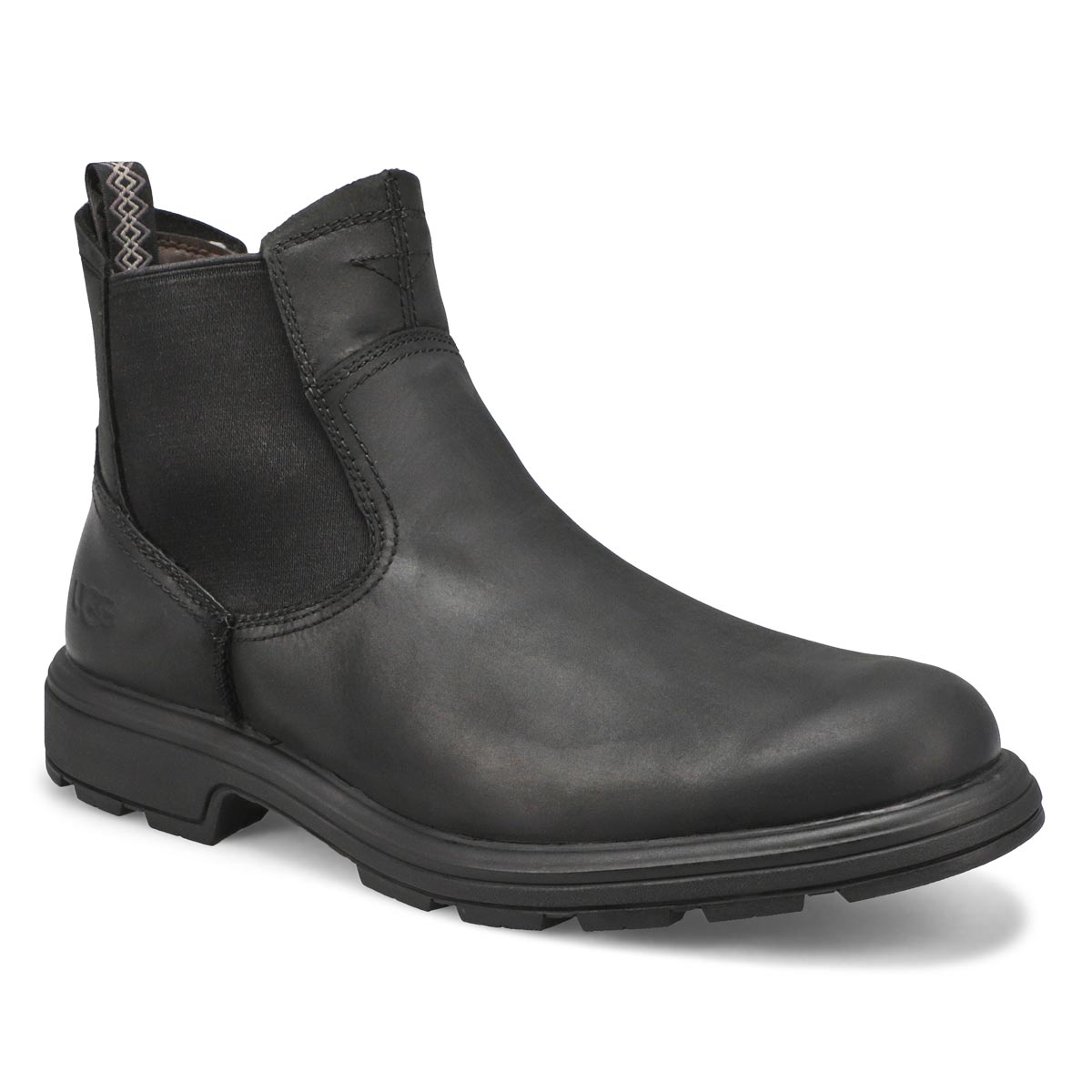 Mns Biltmore black wtpf chelsea boot