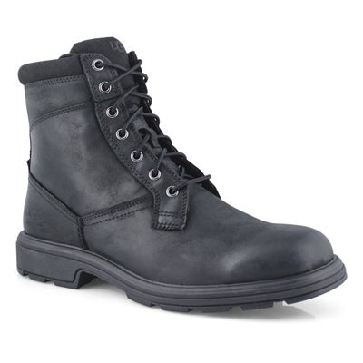 Mns Biltmore black wtpf lace up boot
