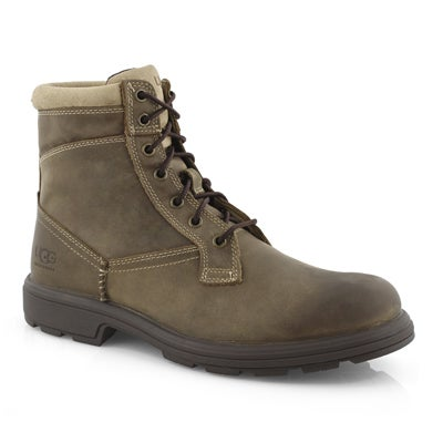 Mns Biltmore sand wtpf lace up boot