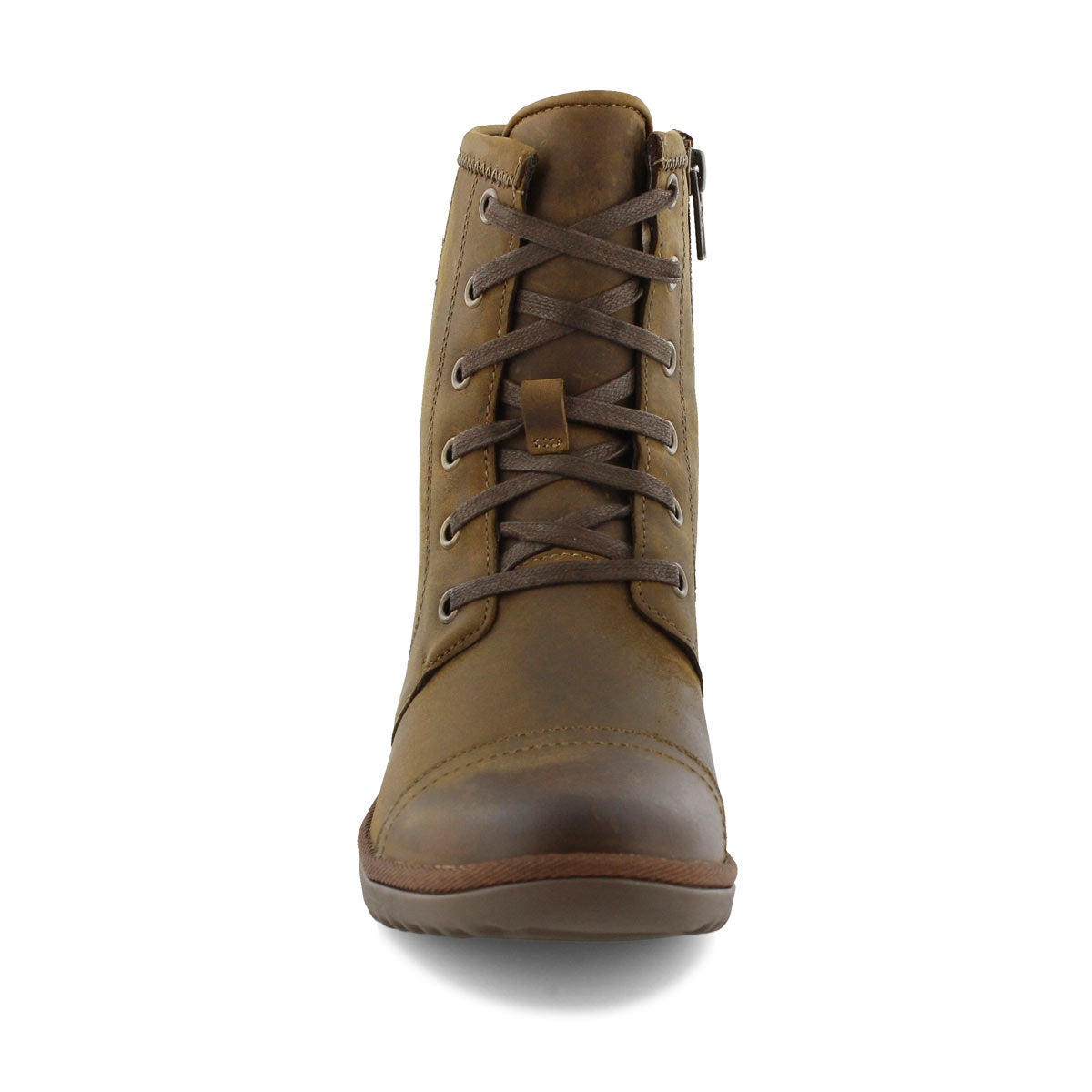 Lds Ashbury chestnut lace up wptf boot