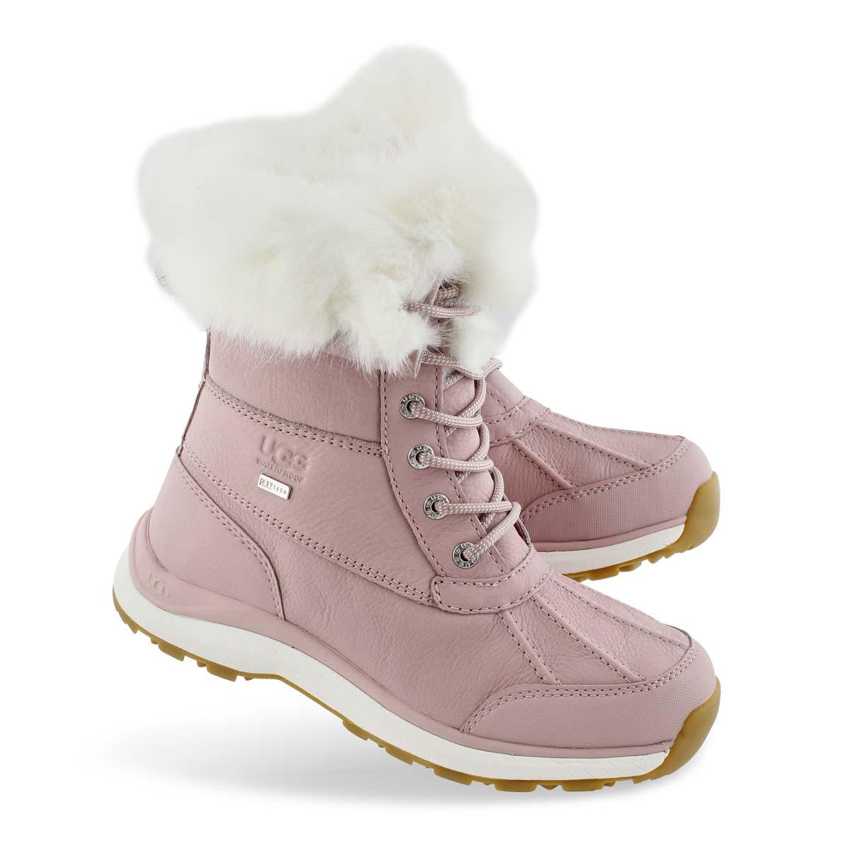 Lds Adirondack III Fluff pnk winter boot