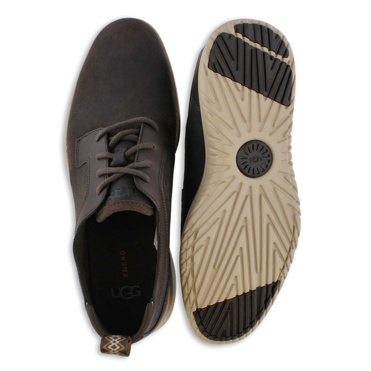 Mns Union Derby stout wtpf lace up shoe