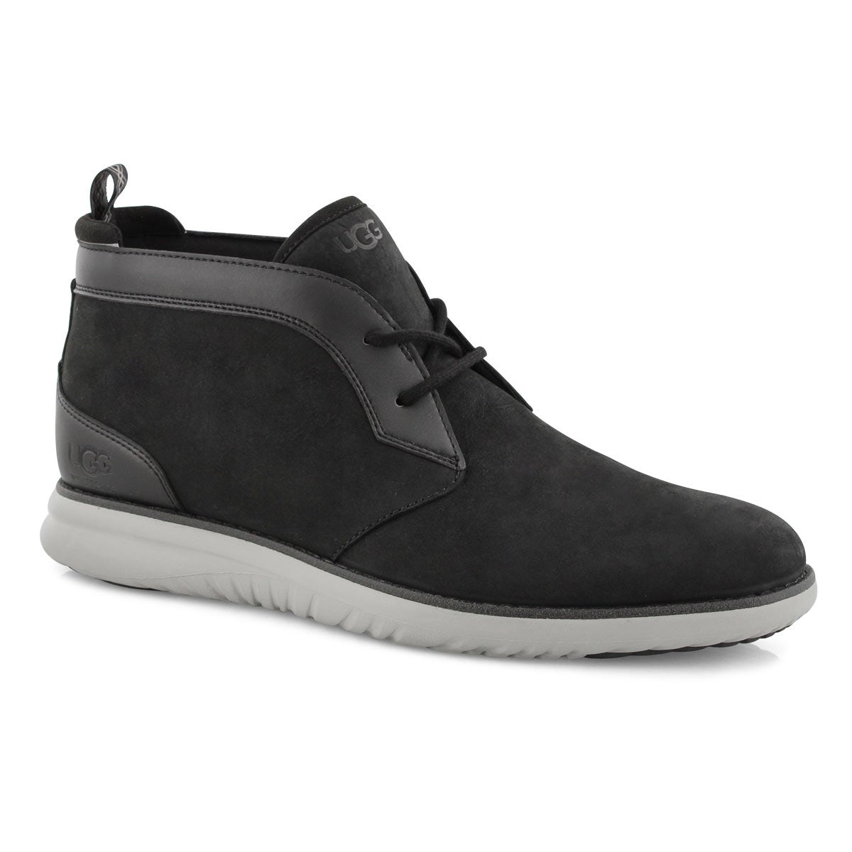 Mns Union black wtpf chukka boot