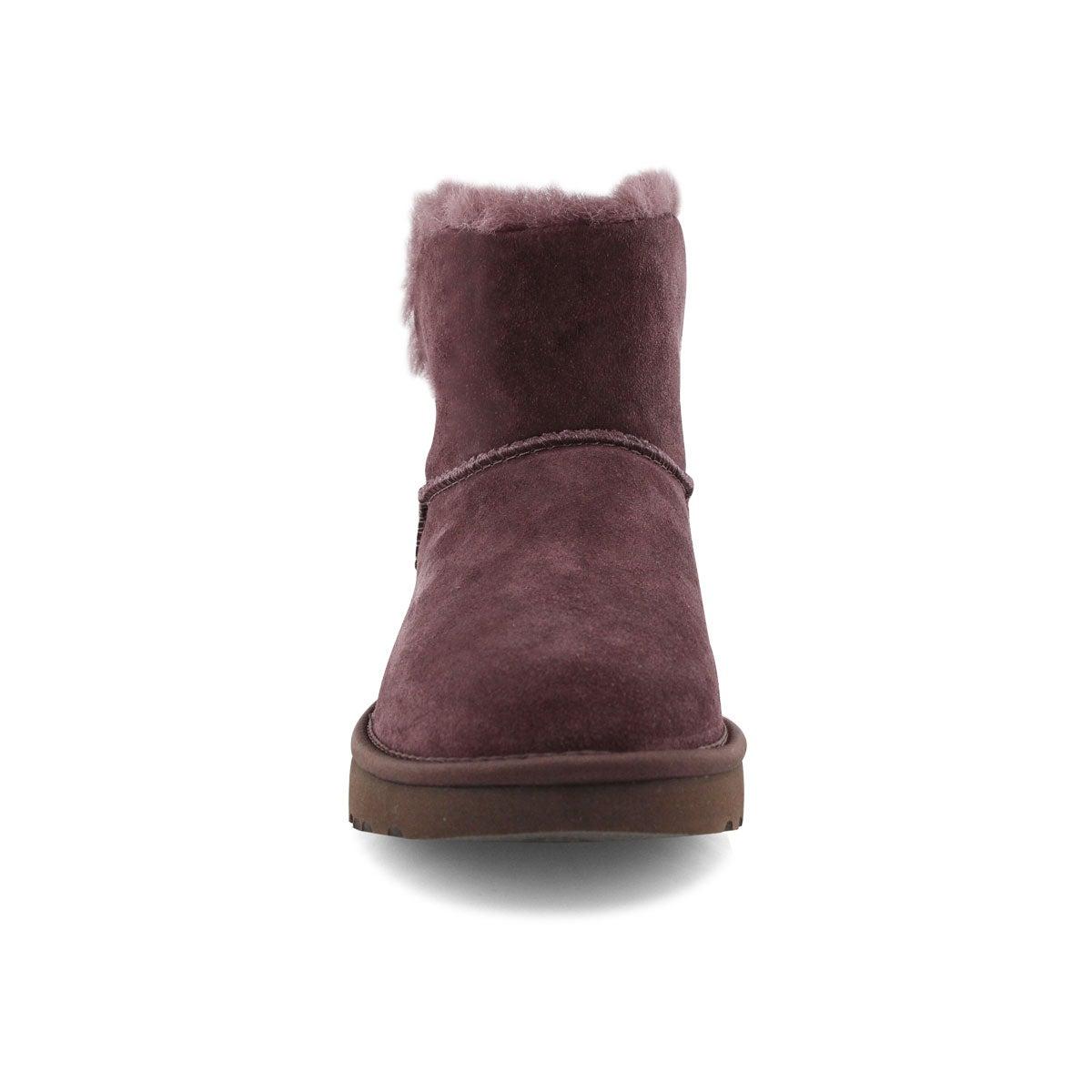 Lds Classic Bling Mini lodge shpskn boot