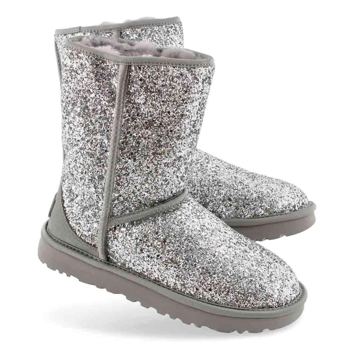Lds Classic Short Cosmos silver  boot
