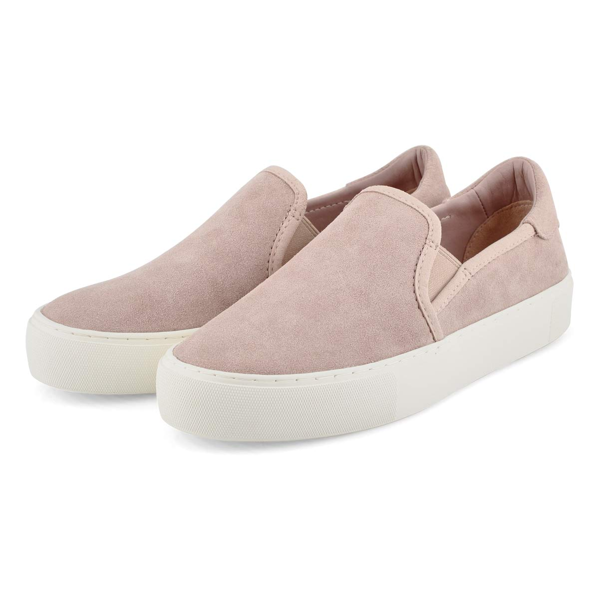 Lds Jass rose tea slip on shoe