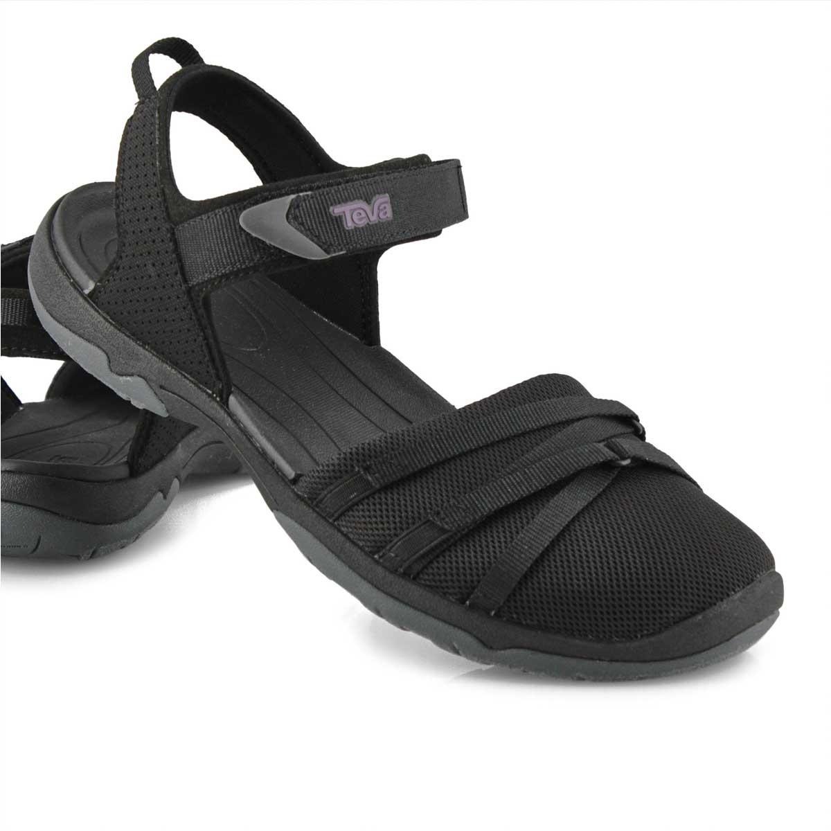 Lds Tirra CT black sport sandal